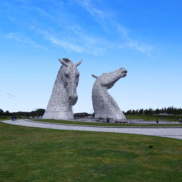 The Kelpies - Scotland