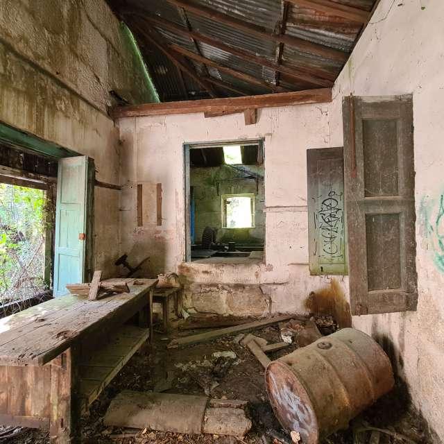 Fábrica abandonada Vila Real 3