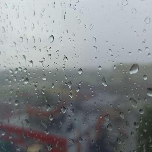 Дождь в Петербурге