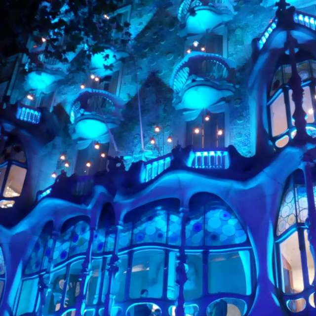 Casa Batlló Barcelona  Gaudí