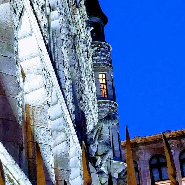 Palacio de Botines.