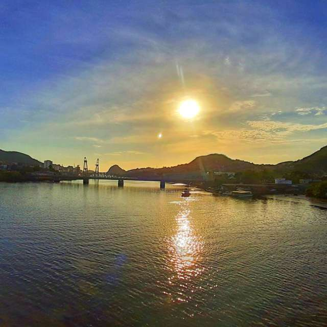 Vitória Bay, ES, Brazil