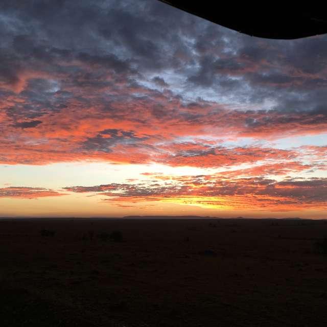 mara sun rise