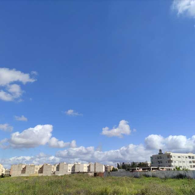 Disparition des nuages