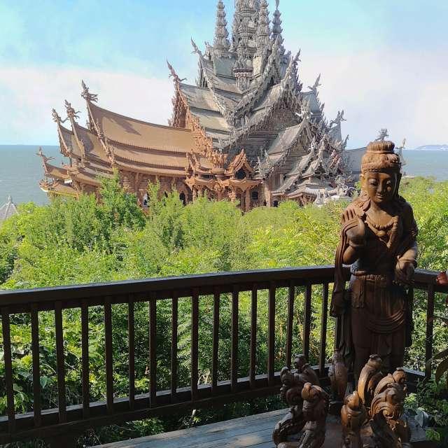 Sanctuary of Truth - Thailand