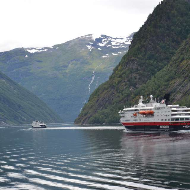 Norway fiord