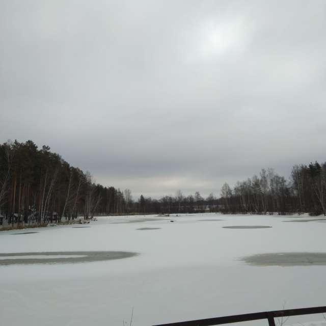 Озеро Щучье. Екатеринбург