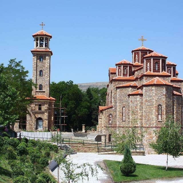veles Church in the park