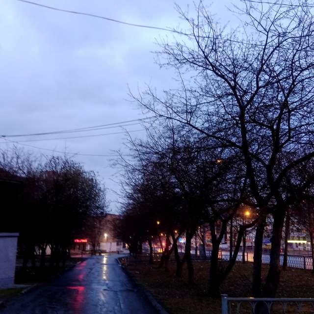 Утро Екатеринбург
