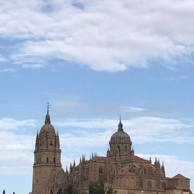 Conjunto Catedrales Salamanca.