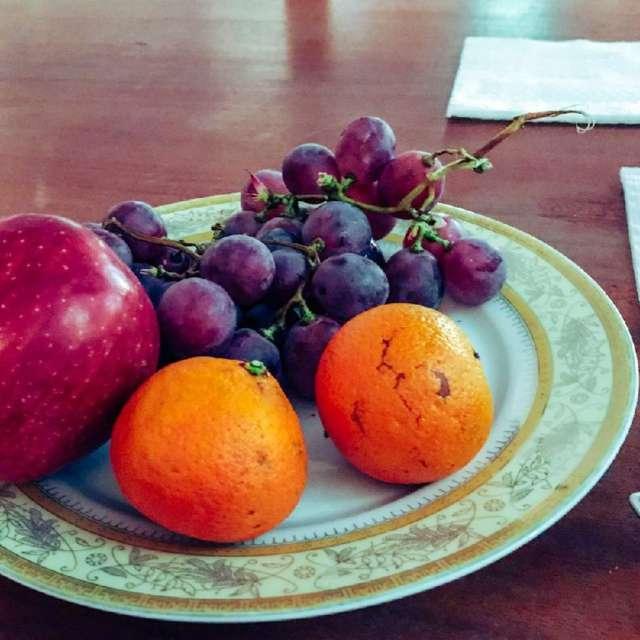 モロッコの果物