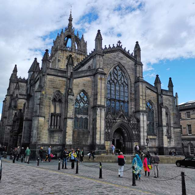 St Giles' Cathedral_Scotland
