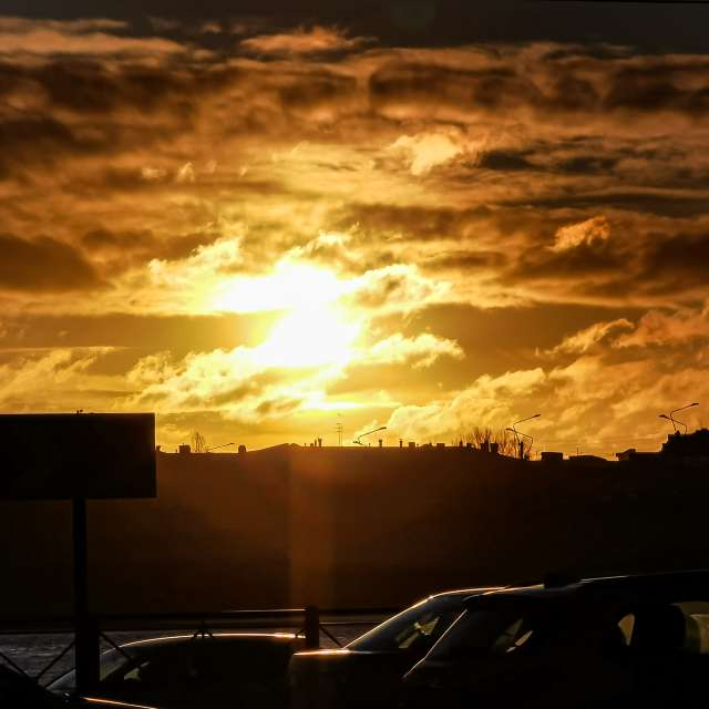 Gorgeous Sunrise View