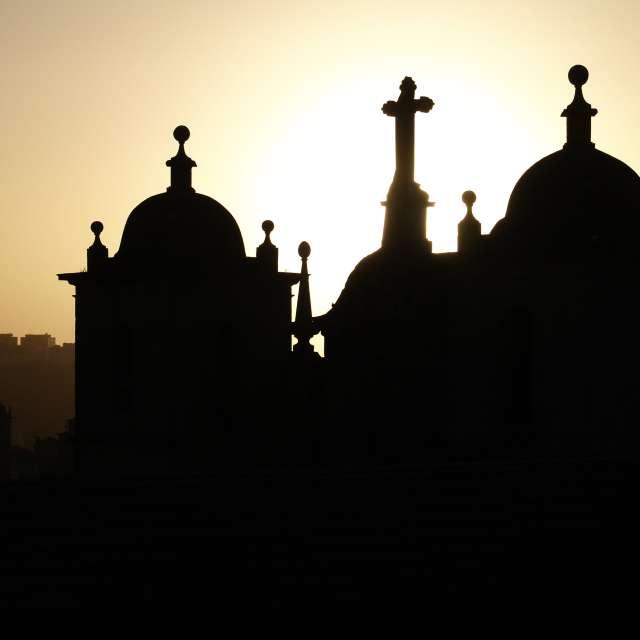 Sunset in Toledo