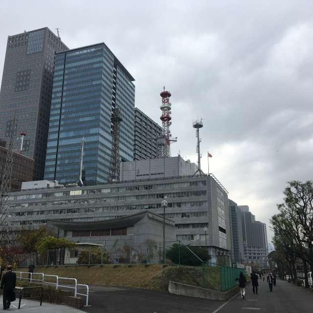 気象庁 竹橋