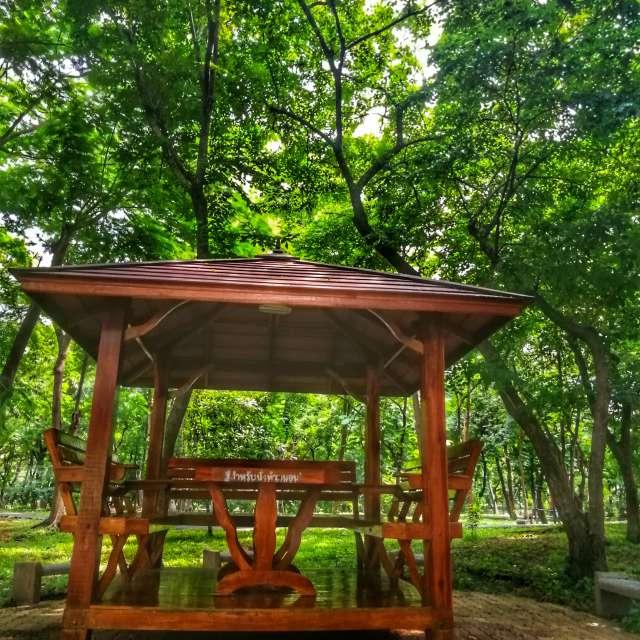 Thai Style Pavilion
