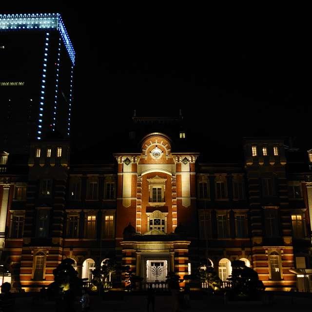 1人で東京駅