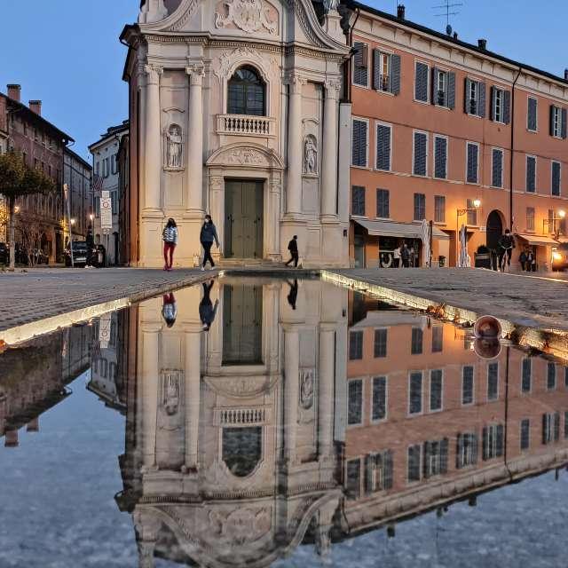 Chiesa Reggio Emilia