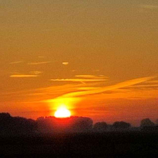 Photos Le coucher du soleil. Prévisions météo avec de superbes photos de DioQ de Monde