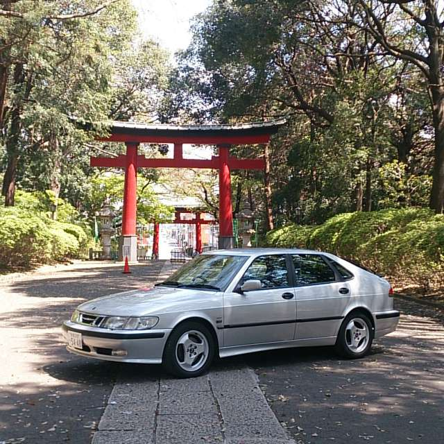 Ohmiya Hachiman Shrine