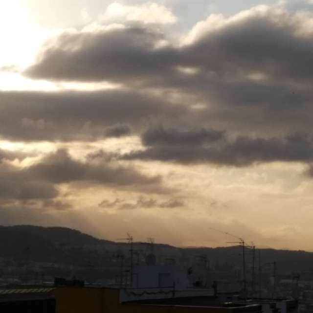 Badalona, mirando al Oeste