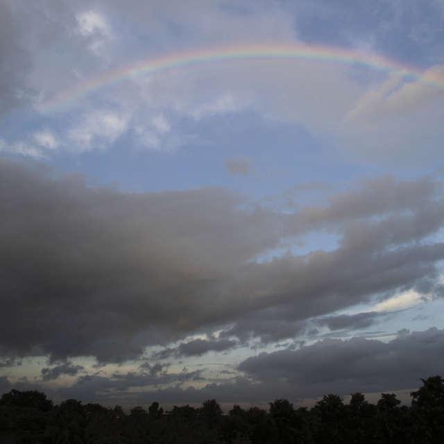 Rainbows lighting