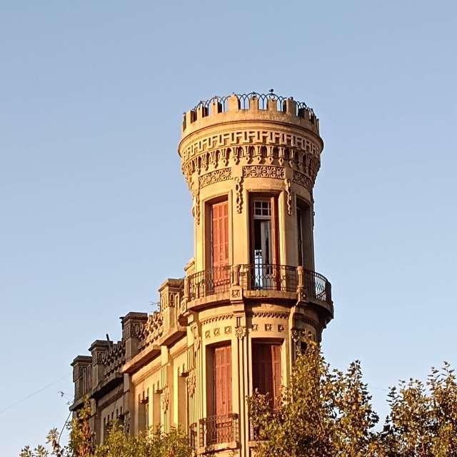 Torre embrujada