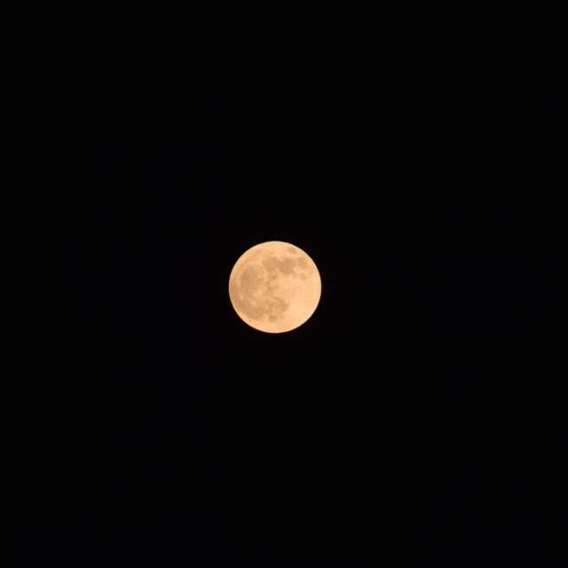 full moon in Japan