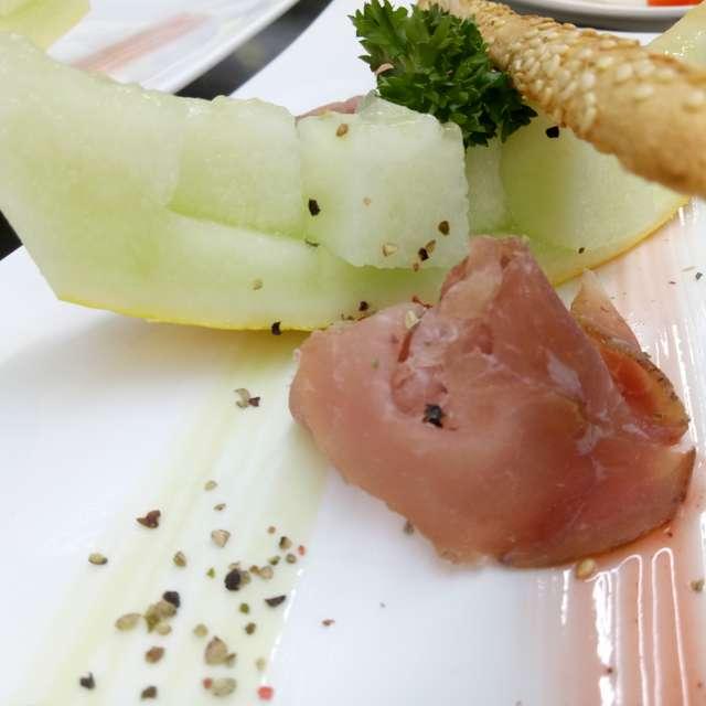 Parma Ham & Melone