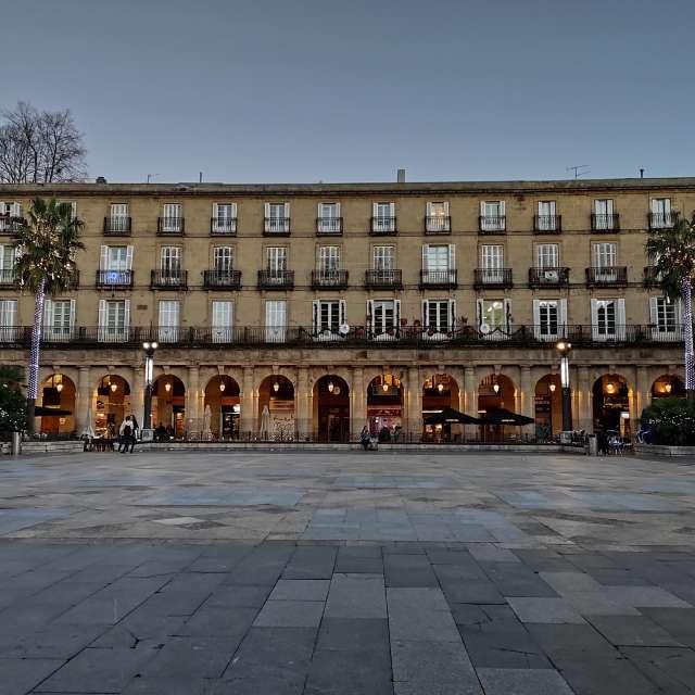 Plaza Nueva(Bilbao)