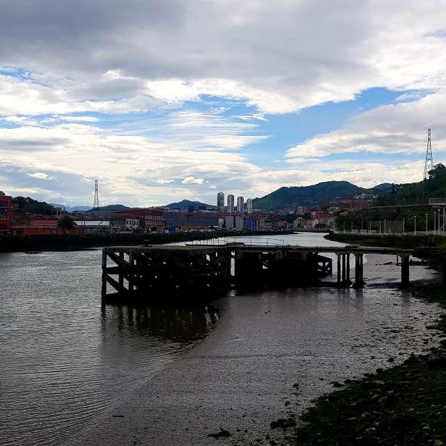 Paseo de zorroza a Bilbao