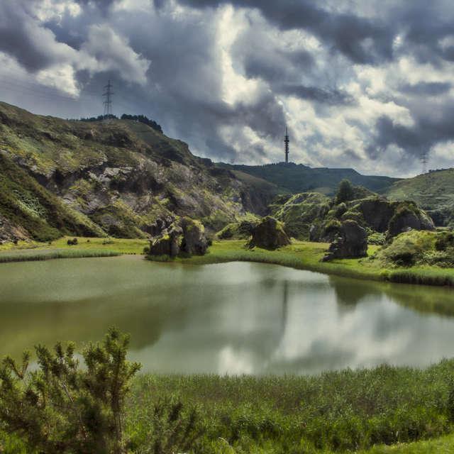 La Arboleda, Valle de Trápaga