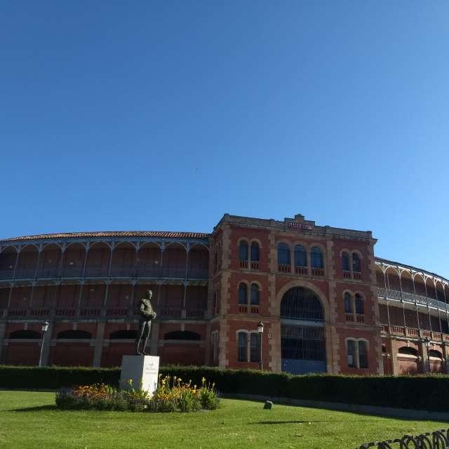Plaza de Toros Salamanca.