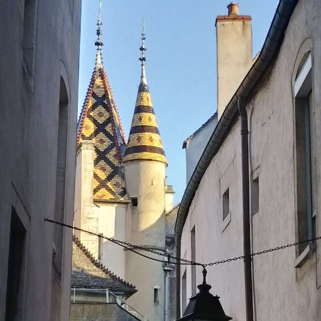 A View of Beaune