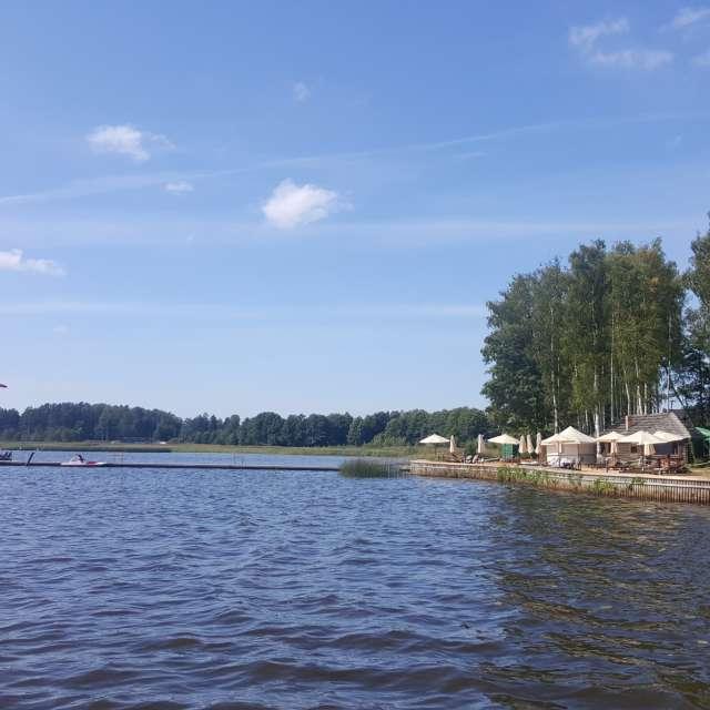 Кемпинг Лиласте, Латвия