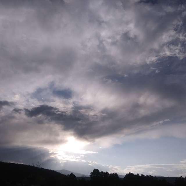 Just after light rain in Mora