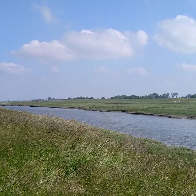 Flooding the Wattenmeer