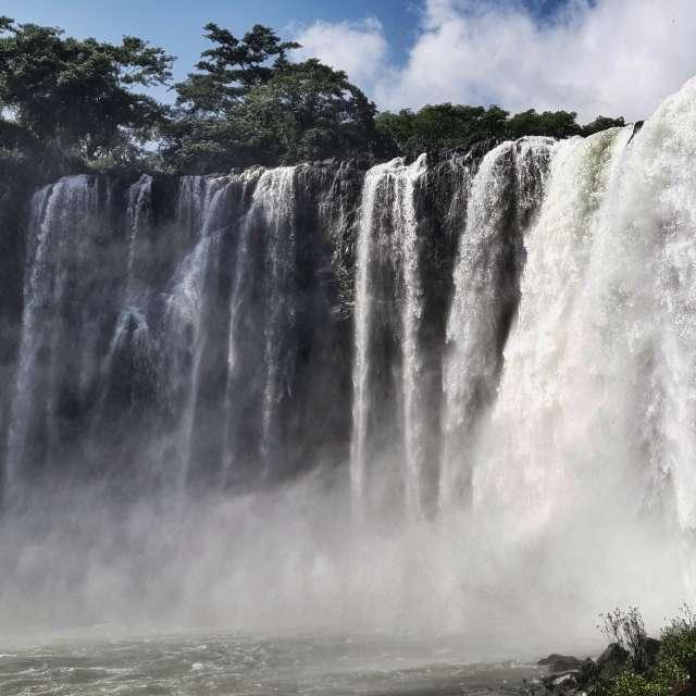 Cascada El salto de Eyipantla