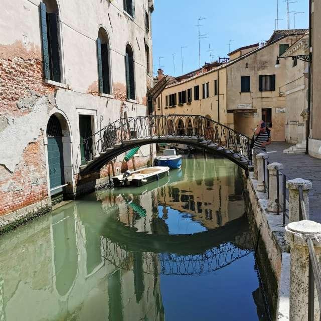 Rio dei Servi  - Venice_Italy
