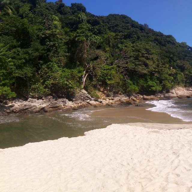 Rio e mar