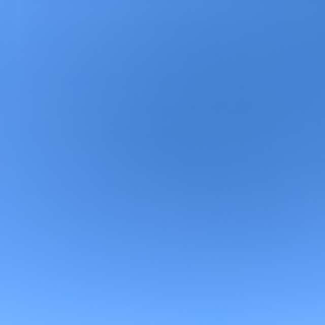 5月7日の空