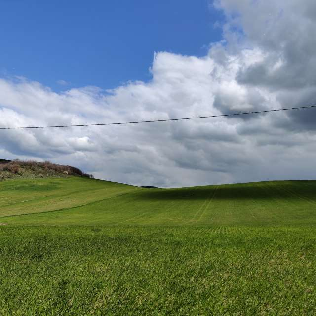 Landscape of Lacedonia (AV)