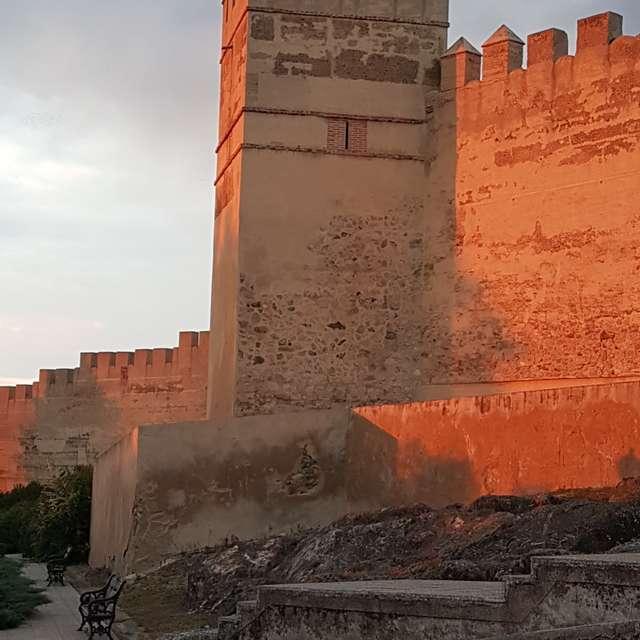 Alcazaba árabe de Badajoz