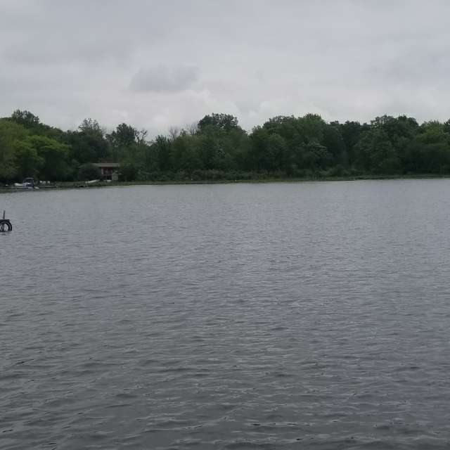 Fish lake Indiana