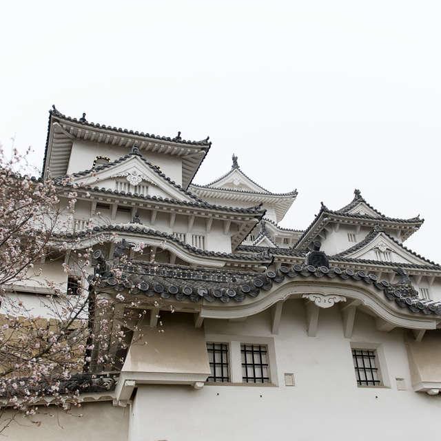 Himedji Japan Castle