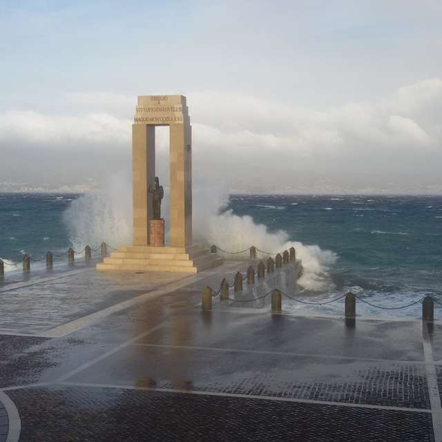 Mare in tempesta
