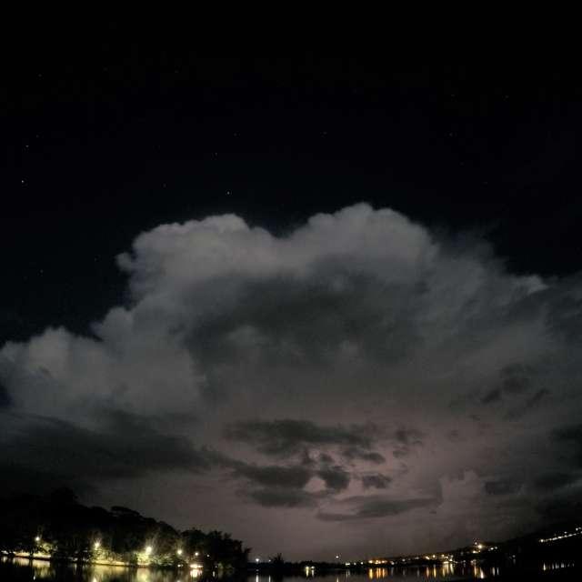 Night Cumulonimbus