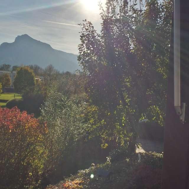 Spätsommer in Salzburg