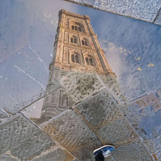 Firenze after the rain