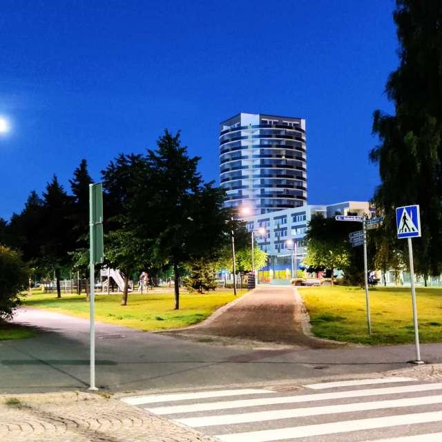 Heinäpää high-rise @Oulu Finl